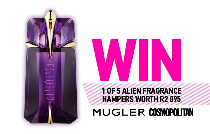 WIN+1+of+5+Mugler+Alien+Fragrance+Hampers+worth+R2+895+Each