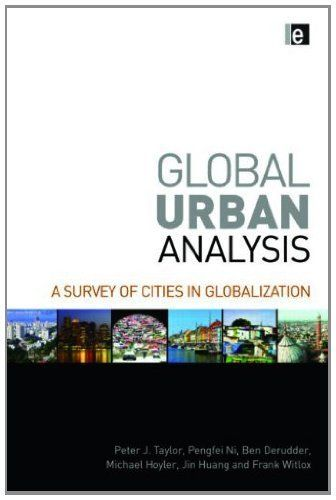 Global Urban Analysis: A Survey of Cities in Globalization by Ben Derudder. $94.60