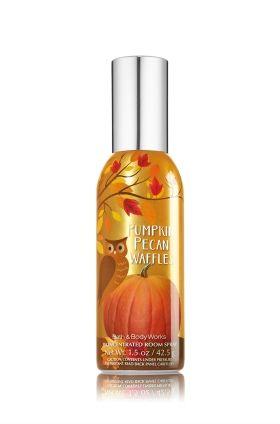 Pumpkin Pecan Waffles 1.5 oz. Room Perfume - Home Fragrance 1037181 - Bath…