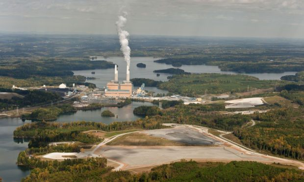 Discharge from Belews Creek power plant affects water quality - Winston-Salem Journal: Local News
