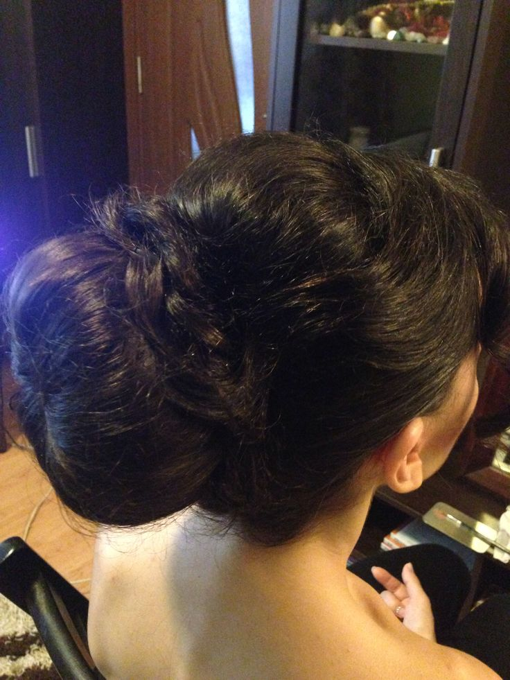 Wedding hair by Elena Panait