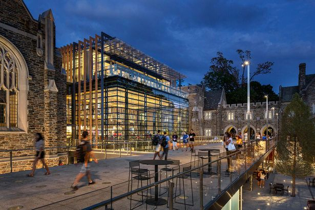 Duke University West Campus Union Renovation | Grimshaw | Archinect