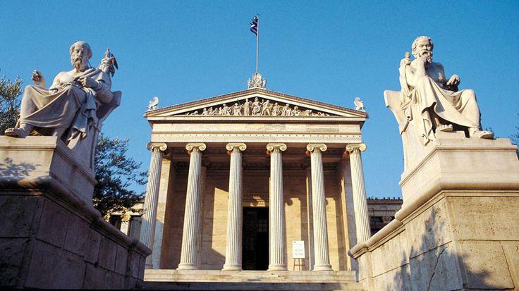 Grecia clásica #cruceros #mediterraneo