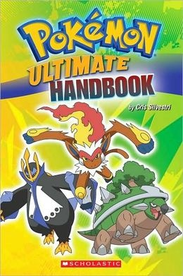 Pokemon: Ultimate Handbook - Cris Silvestri