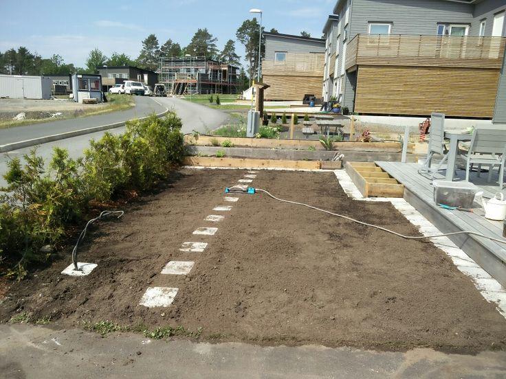 My garden project 90% finish.