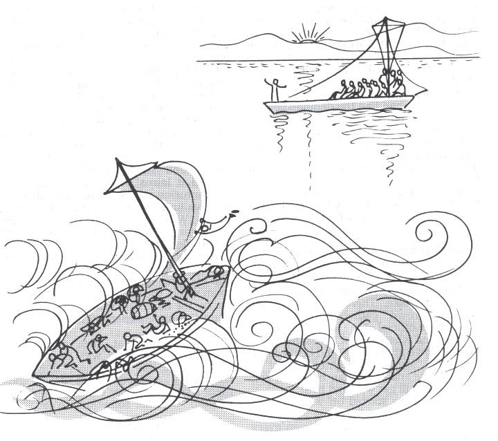 Vallotton Annie Vallotton drawings _Good news bibleCollins Fontana ...