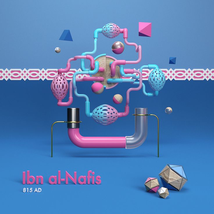 """• Ibn al-Nafis • see the full project """"Candles in the dark"""" https://www.behance.net/gallery/59344675/Candles-in-the-dark #cinema4d #Houdini #arabic #alphabet #letters #cg #c4d #3d #render #digitalart #art #abstract #everyday #mograph #daily #graphics #design #photoshop #rsa_graphics #surrealism #dailyrender #realistic #cyberpunk #Science #medieval #Islamic #beauty #typography"""