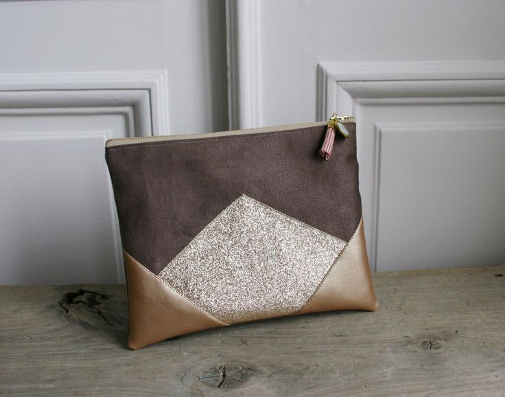 1000 ideas about couture sac on pinterest tuto sac - Couleur marron taupe ...