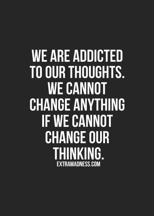 4fitnesssake:  Change your thoughts change your life