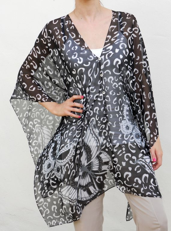 Lovely scarf top