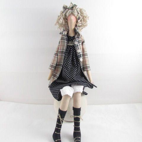 Tilda Doll Burberry | The Ruby Range
