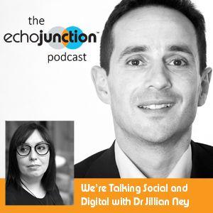 Dr Jillian Ney talks digital behavioural science