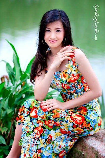 Yu Thandar Tin - Pretty Myanmar Model Girl - Sexy Myanmar -4295