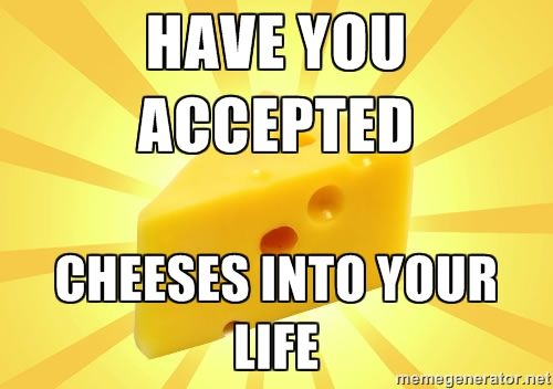 Click for a larger view | EXPRESSIONS | Cheese puns, Food ...