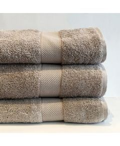 Sheridan Egyptian Cotton Luxury Towels Silver