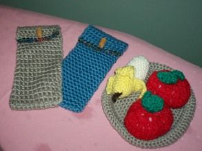 Free Crochet Pattern Eyeglass Case : 1000+ images about Eyeglass holders on Pinterest Free ...