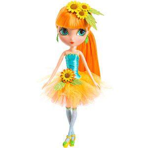 La Dee Da Garden Party Doll, Cyanne as Sunflower