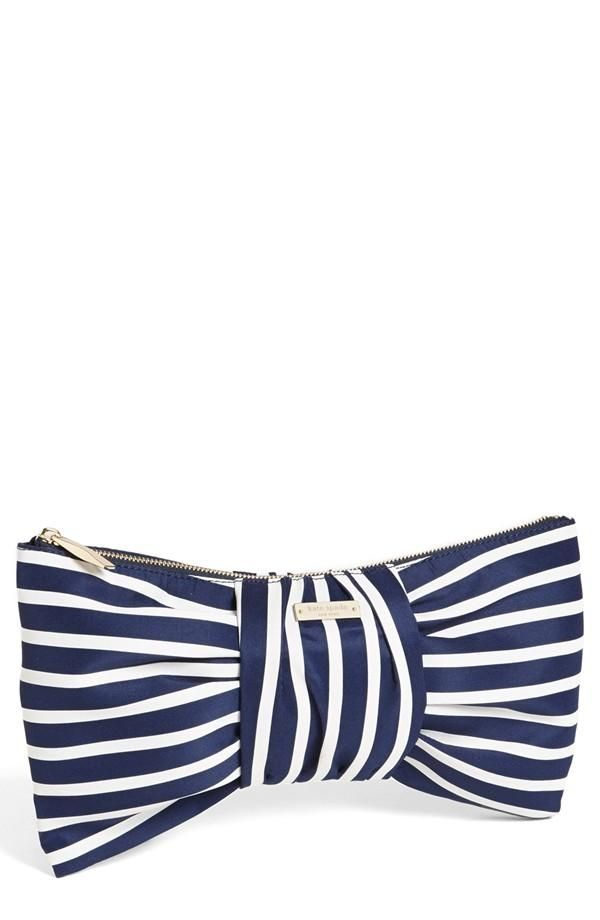 Kate Spade bow clutch!! Been eying this clutch forever, definite must have for my wardrobe!