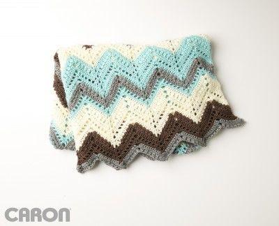 Mejores 842 imágenes de Crochet - Afghans en Pinterest | Mantas de ...