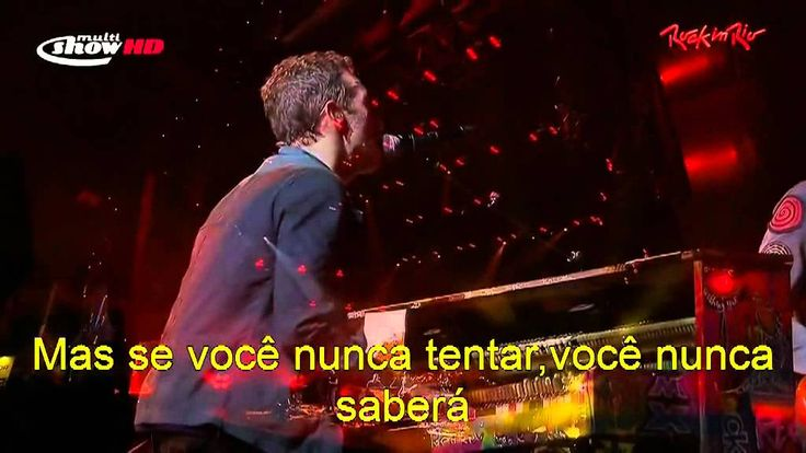 Coldplay - Fix You (Rock In Rio 2011 - Legendado)