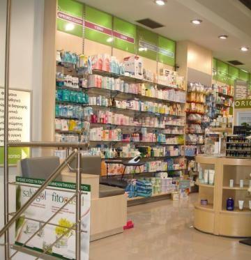 φαρμακείο στη Θήβα  Το φαρμακείο στη Θήβα διευθύνεται από το φαρμακοποιό Σεραφείμ Ζήκα και εργάζονται σε αυτό 5 άτομα, το καθένα εξειδικευμένο στον τομέα του. Διαθέτει δερμοαναλυτή για την πλήρη ανάλυση κάθε δέρματος. Το εργαστήριό του είναι ευρωπαϊκών προδιαγραφών και μπορούν να παραχθούν γαληνικά σκευάσματα σε άσηπτες συνθήκες.