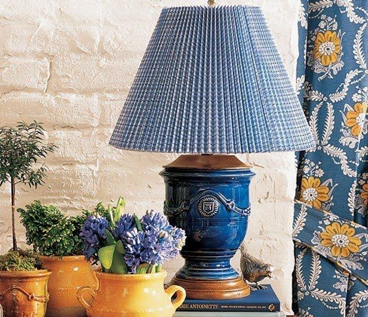 French Country Blue Lamps: 952 Best Furniture And Decor