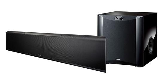 Yamaha YSP-5600PK MusicCast Surround Sound Bar