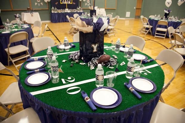 Hostess with the mostess surprise football th