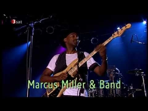 Marcus Miller - Higher Ground by Stevie Wonder (Live Leverkusener Jazztage 2007)