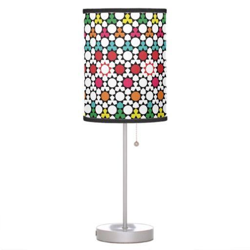 Paradigm Suns Table Lamp