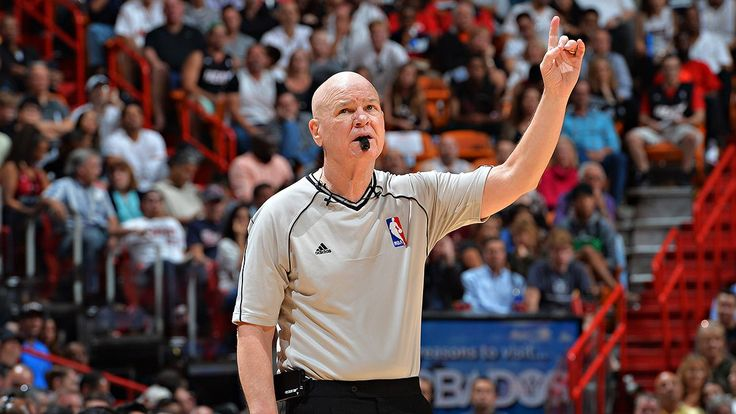 Longtime NBA referee Joey Crawford has final season cut short by injury