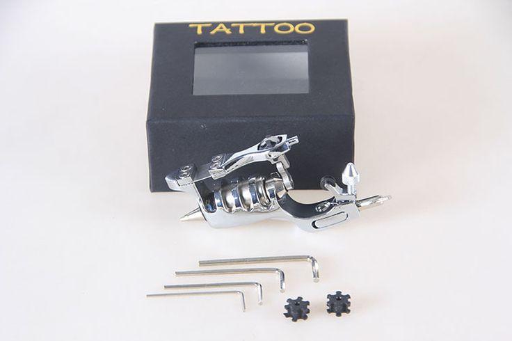 Про татуировки серебро вращение татуировки оружие machine.1pc / коробка