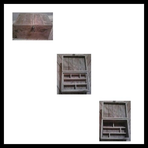 2 Division Jewelry Box