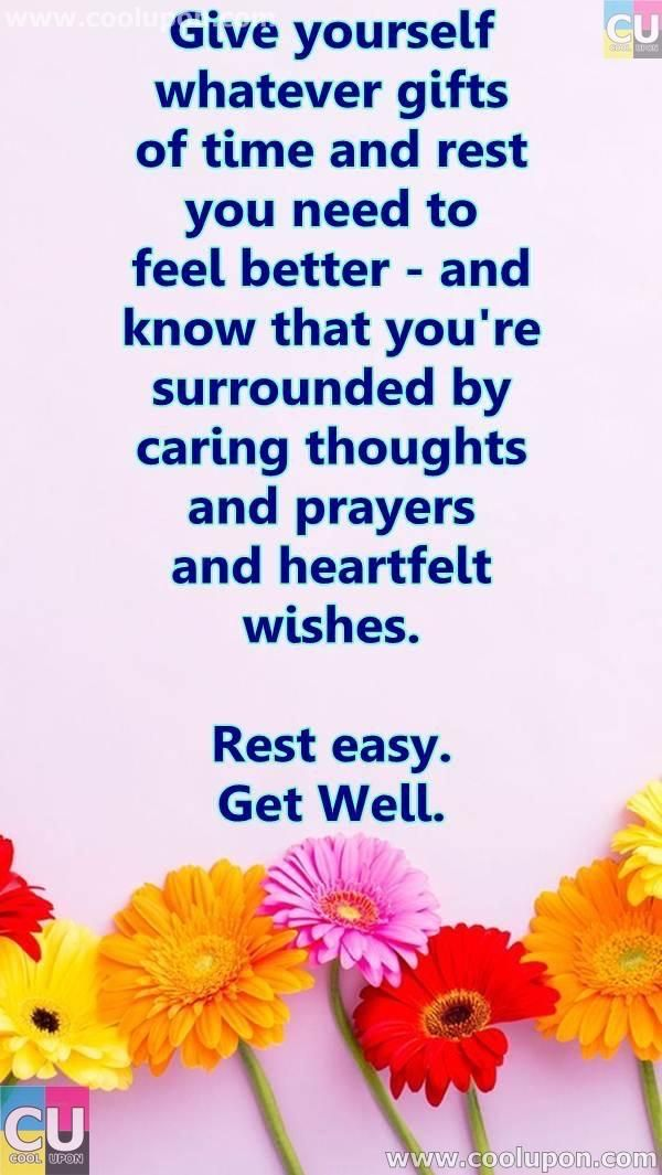 Pin By Constance Connie On Get Well Soon Get Well Soon Quotes Get Well Messages Get Well Quotes