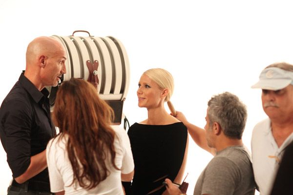 #GwynethPaltrow For #MaxFactor #makeup #women #gals #beauty