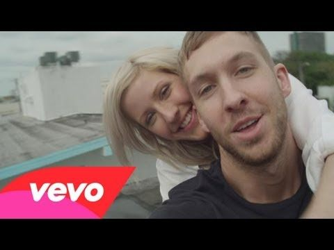 "Calvin Harris, featuring Ellie Goulding, ""I Need Your Love"" 
