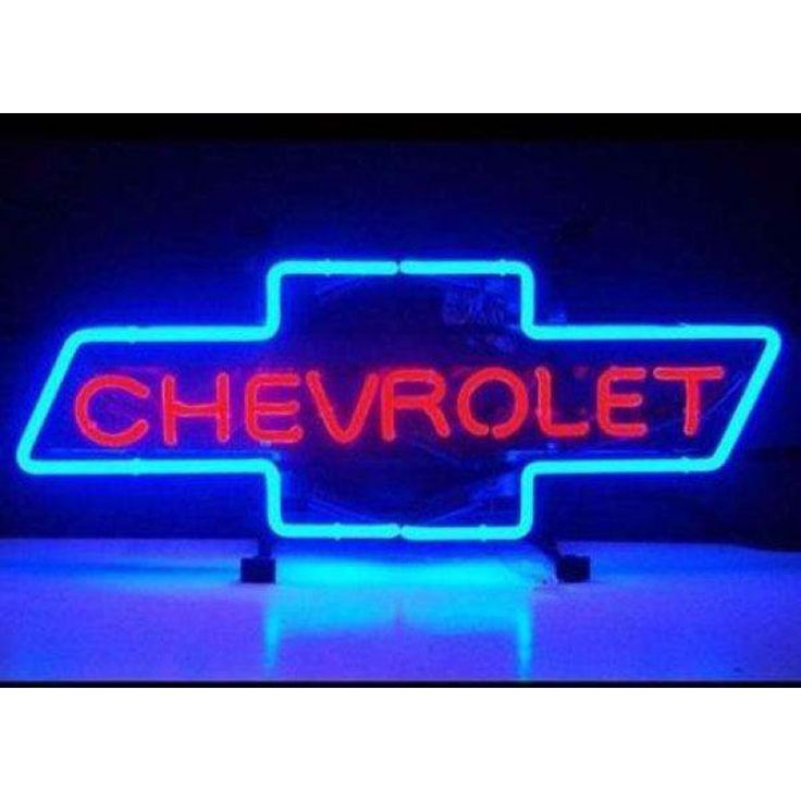 Find best Chevrolet Neon Sign for sale, Affordable Chevrolet Neon Sign, 2 years of quality warranty, 100% undamage guaranteed.