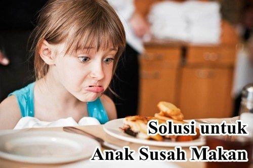 Obat Alami Supaya Anak Mau Makan