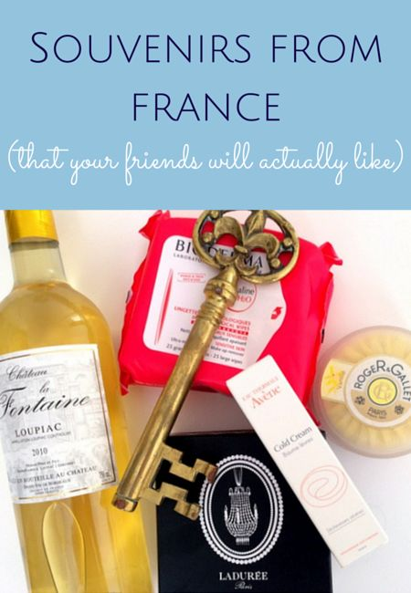 Here are some of the best souvenirs from France (that your friends will actually like)