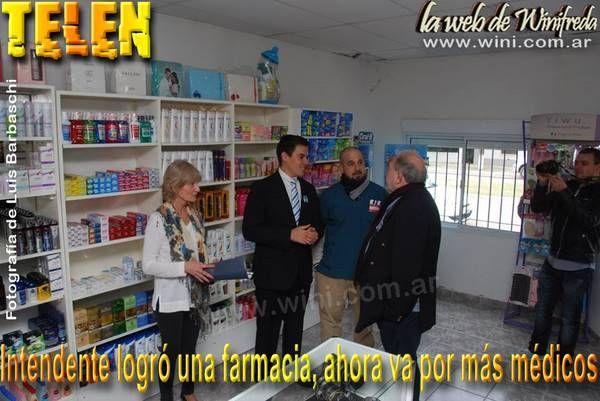 Buscan atraer a médicos con consultorios para que se radiquen en Telén