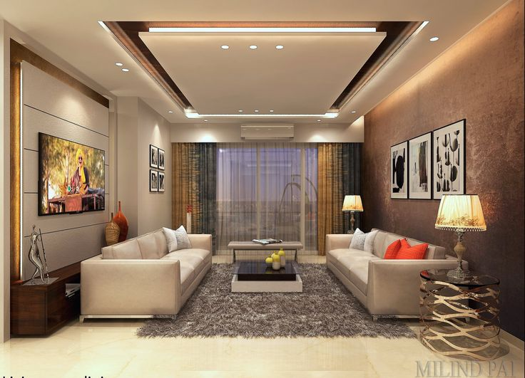 Design Of A Living Room In Suburban Mumbai For More Details Check Our FB