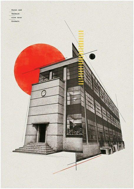 Bauhous design architectur