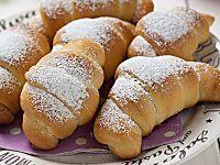 Cornetti senza burro soffici, ricetta colazione   Ho Voglia di Dolce