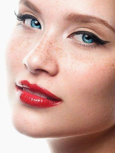 47 perfekte Augenpfeile Make-up-Ideen