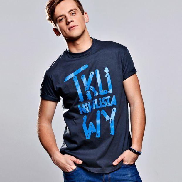 Nihilista kto to?  #funandrebel #media #streetwear #piekuo #stylizacje  #sport  #moda #tshirt #koszulka #polskidesign
