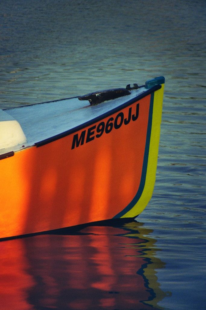https://flic.kr/p/qzKLM6 | bateau pecheur orange2