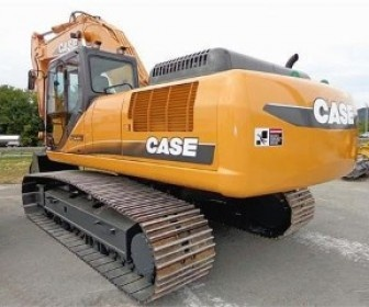 Used 2008 Case CX350B Excavator for sale in Ringgold, GA, USA by MASHBURN EQ SALES for only $ 149500 at Heavy-MachineryTrader.Com