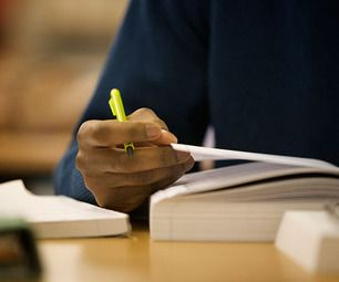 Study tips to prepare yourself for your course and exams.