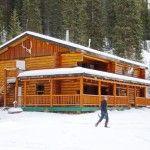 A Winter Ski Trip into Sundance Lodge, Banff National Park, Alberta Canada.