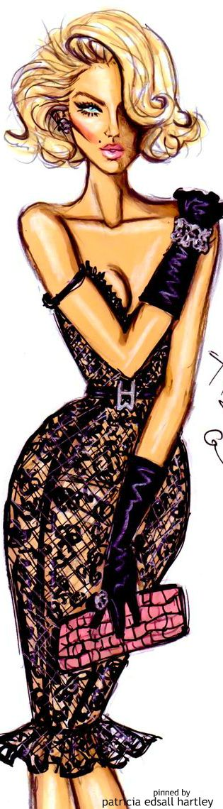 Leather and Lace by Hayden Williams